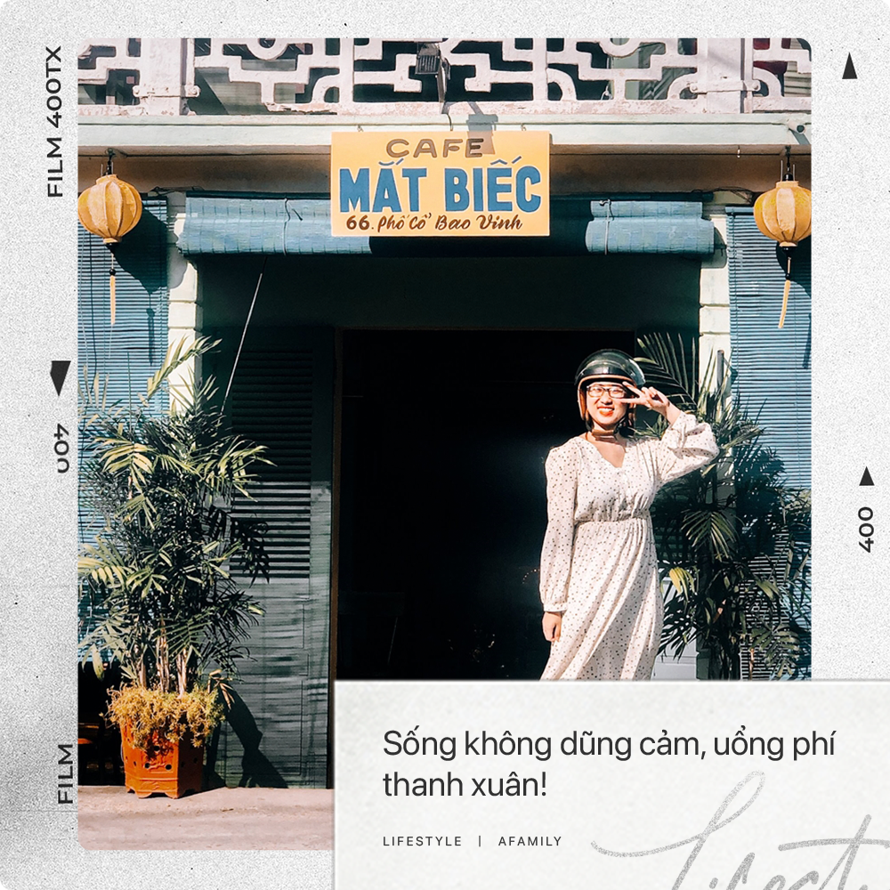 Cô nàng độc thân 26 tuổi lần đầu đi xuyên Việt bằng xe máy với 7 triệu và 17 ngày: Cả tuổi trẻ dành để đi bụi, sống không dũng cảm uổng phí thanh xuân! - Ảnh 27.