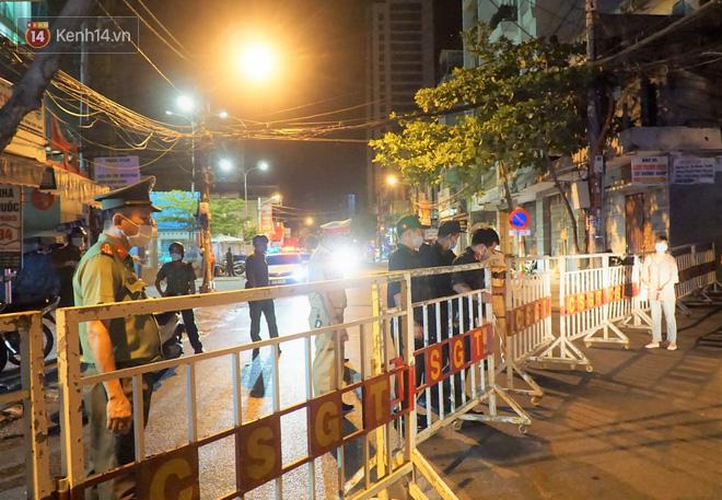Những đường nào ở Đà Nẵng được dỡ bỏ phong tỏa từ 0 giờ khuya nay? - ảnh 1