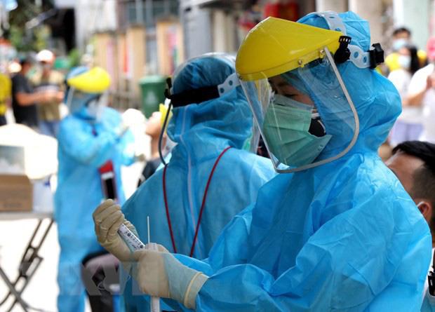 Thêm 6 ca mắc mới COVID-19, trong đó 4 ca ở Đà Nẵng, Việt Nam có 847 bệnh nhân - ảnh 1