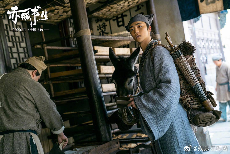 Gun Thần Lý Hiện nay đã hóa cáo boy tham ăn cưng muốn xỉu ở phim mới  - Ảnh 3.