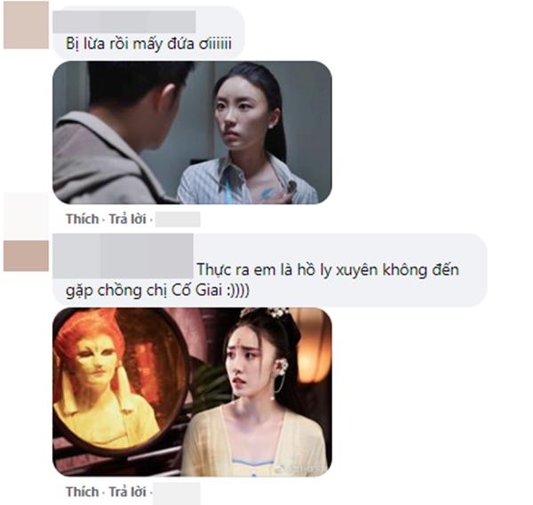 Vừa thoát kiếp trà xanh ở 30 Chưa Phải Là Hết, tiểu tam Lâm Hữu Hữu đã lộ cốt hồ ly tinh ở phim liêu trai - ảnh 11