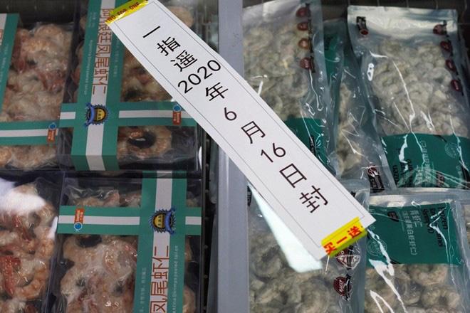 Thêm một thành phố Trung Quốc phát hiện SARS-CoV-2 trên bao bì nhập khẩu - ảnh 1