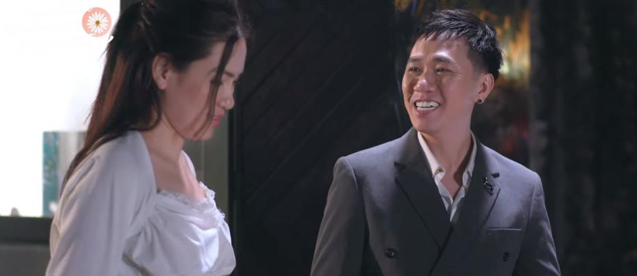 Lên đồ cưới bạn trai 7 năm, hoa hậu Diễm Trần bỗng dính thính ngang xương Anh Đức ở web drama Hạnh Phúc Trong Tầm Tay - Ảnh 7.