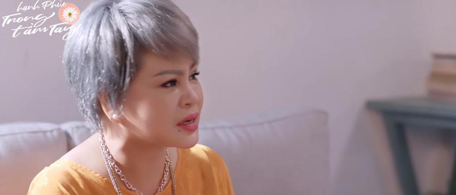 Lên đồ cưới bạn trai 7 năm, hoa hậu Diễm Trần bỗng dính thính ngang xương Anh Đức ở web drama Hạnh Phúc Trong Tầm Tay - Ảnh 6.