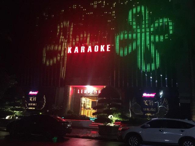 Hải Phòng: Bất chấp lệnh cấm, karaoke vẫn hoạt động trong dịch COVID-19 - ảnh 2