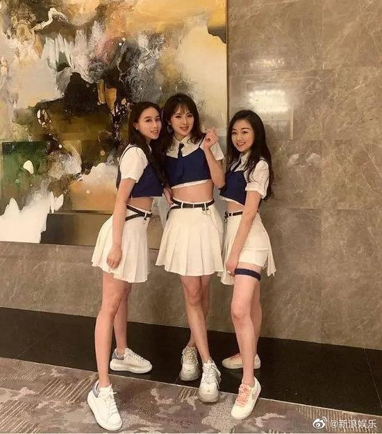 Xôn xao tin 3 thiên kim đắt giá nhất Trung Quốc lập nhóm nhạc: Girlgroup ngàn tỷ có con út trùm sòng bạc và tiểu thư Huawei? - ảnh 1