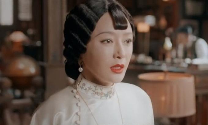 Bộ ba Diên Hi Công Lược gây tranh cãi vì kiểu lông mày cầu tuột dở cười dở mếu ở phim mới - Ảnh 2.