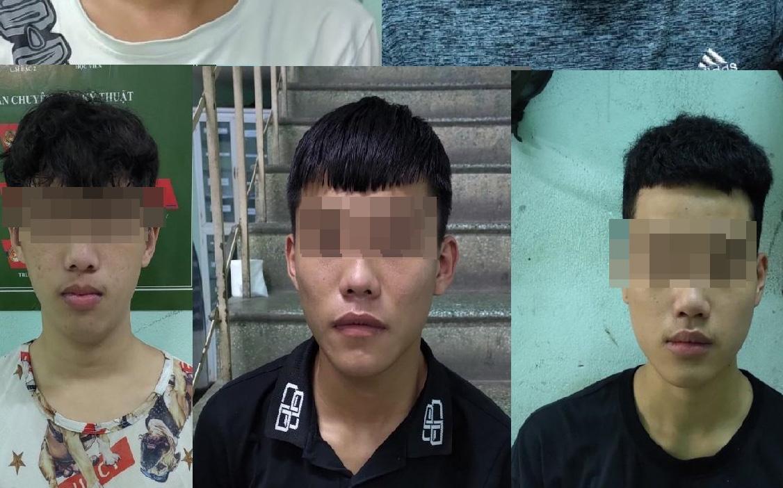 """5 thanh niên thuê khách sạn để """"phê"""" ma túy giữa lúc cách ly xã hội"""