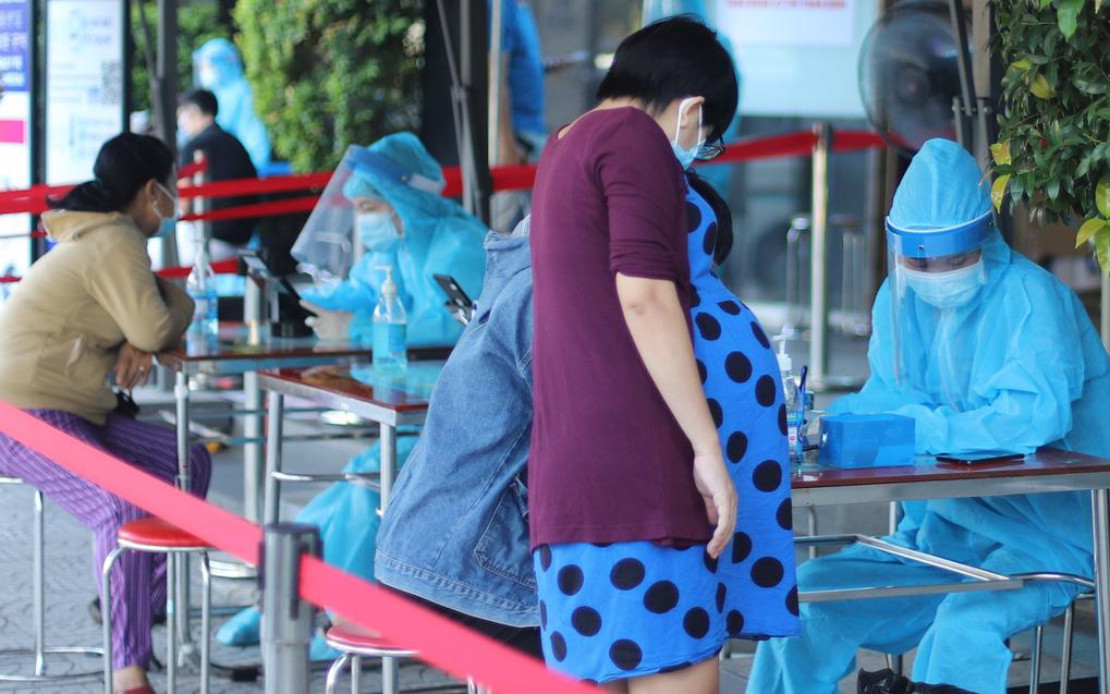 2 ca Covid-19 mới ở Quảng Nam: Người mang thai 5 tháng, người làm thợ nề về từ Đà Nẵng hơn 1 tháng trước