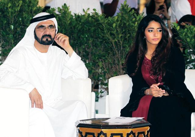 Nàng công chúa Dubai từng gây bão cộng đồng mạng bởi vẻ ngoài đẹp như thiên thần giờ đã trưởng thành với ngoại hình sáng chói - ảnh 4