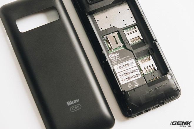 Trên tay BKAV C85 giá 500.000 đồng: Pin 3000mAh, chạy KaiOS, hỗ trợ 4G, tiếc rằng không có Wi-Fi - ảnh 13