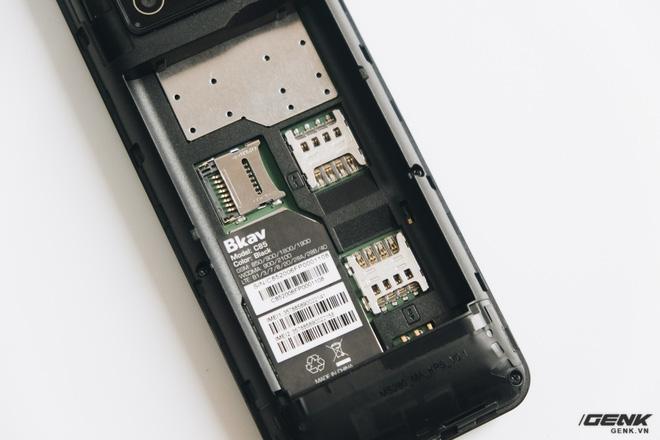 Trên tay BKAV C85 giá 500.000 đồng: Pin 3000mAh, chạy KaiOS, hỗ trợ 4G, tiếc rằng không có Wi-Fi - ảnh 14