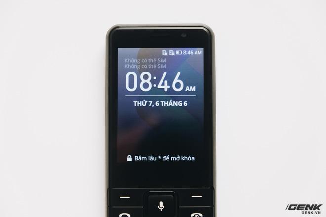 Trên tay BKAV C85 giá 500.000 đồng: Pin 3000mAh, chạy KaiOS, hỗ trợ 4G, tiếc rằng không có Wi-Fi - ảnh 15