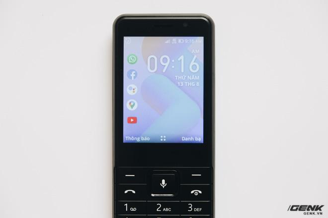 Trên tay BKAV C85 giá 500.000 đồng: Pin 3000mAh, chạy KaiOS, hỗ trợ 4G, tiếc rằng không có Wi-Fi - ảnh 16