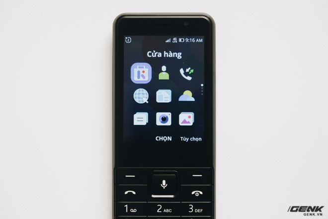 Trên tay BKAV C85 giá 500.000 đồng: Pin 3000mAh, chạy KaiOS, hỗ trợ 4G, tiếc rằng không có Wi-Fi - ảnh 17