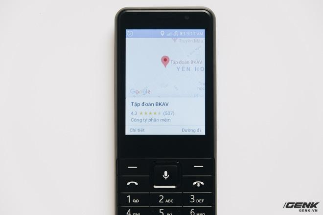 Trên tay BKAV C85 giá 500.000 đồng: Pin 3000mAh, chạy KaiOS, hỗ trợ 4G, tiếc rằng không có Wi-Fi - ảnh 18
