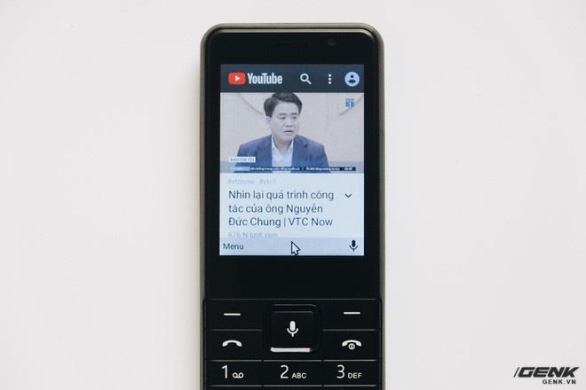 Trên tay BKAV C85 giá 500.000 đồng: Pin 3000mAh, chạy KaiOS, hỗ trợ 4G, tiếc rằng không có Wi-Fi - ảnh 20