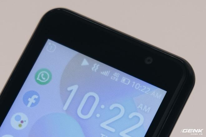 Trên tay BKAV C85 giá 500.000 đồng: Pin 3000mAh, chạy KaiOS, hỗ trợ 4G, tiếc rằng không có Wi-Fi - ảnh 23