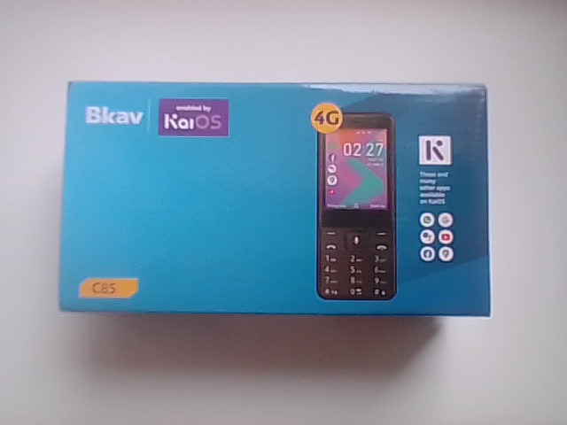 Trên tay BKAV C85 giá 500.000 đồng: Pin 3000mAh, chạy KaiOS, hỗ trợ 4G, tiếc rằng không có Wi-Fi - ảnh 25
