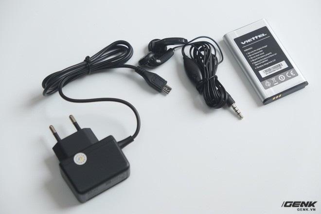 Trên tay BKAV C85 giá 500.000 đồng: Pin 3000mAh, chạy KaiOS, hỗ trợ 4G, tiếc rằng không có Wi-Fi - ảnh 5