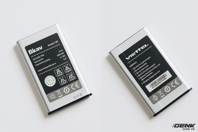 Trên tay BKAV C85 giá 500.000 đồng: Pin 3000mAh, chạy KaiOS, hỗ trợ 4G, tiếc rằng không có Wi-Fi - ảnh 6