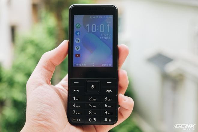 Trên tay BKAV C85 giá 500.000 đồng: Pin 3000mAh, chạy KaiOS, hỗ trợ 4G, tiếc rằng không có Wi-Fi - ảnh 8