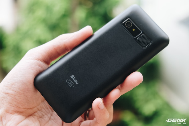 Trên tay BKAV C85 giá 500.000 đồng: Pin 3000mAh, chạy KaiOS, hỗ trợ 4G, tiếc rằng không có Wi-Fi - ảnh 9