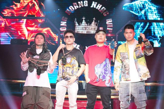 Binz từng đụng chạm Sơn Tùng M-TP, Rhymastic tung loạt track nhắm thẳng B Ray nhưng không gắt bằng Karik rap diss cả showbiz Việt - ảnh 10