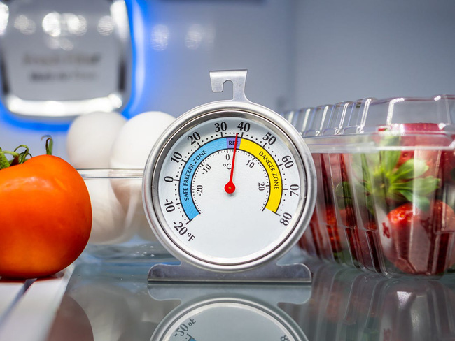 Tủ lạnh là nơi bảo quản thức ăn tốt nhất nhưng thực phẩm có thể bảo quản được bao lâu trong tủ lạnh khi mất điện? - ảnh 1