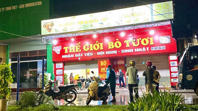 Khẩn: Hà Nội tìm kiếm những người từng đến nhà hàng Thế giới bò tươi ở Hải Dương - ảnh 1