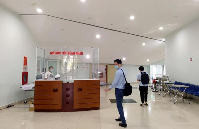 Những hình ảnh về Bệnh viện Dã chiến Tiên Sơn ở Đà Nẵng sắp đưa vào sử dụng - ảnh 14