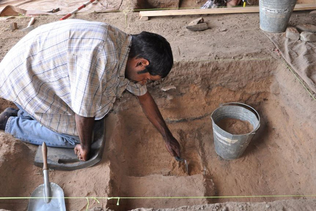 Đang đi khảo sát địa hình thì muốn giải quyết nỗi buồn, người đàn ông phát hiện di tích lịch sử 49.000 năm tuổi theo cách không ai ngờ - ảnh 6