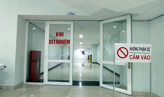 Những hình ảnh về Bệnh viện Dã chiến Tiên Sơn ở Đà Nẵng sắp đưa vào sử dụng - ảnh 10
