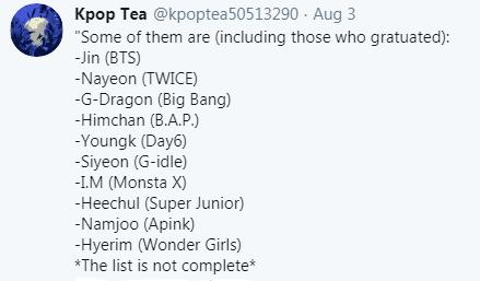 Mật báo Kbiz: Dispatch sắp khui nam thần BTS hẹn hò, TWICE có nguy cơ toang và girlgroup nổi tiếng bị bóc phốt thái độ - ảnh 20