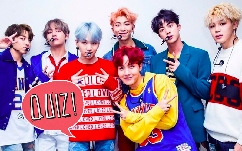 Thử tài ARMY: Chỉ nhìn trang phục của các thành viên BTS, bạn có nhận ra ngay dưới đây là các MV nào không?