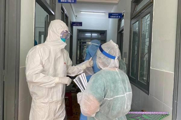 Dịch Covid-19 ngày 16/8: Thêm 1 ca nghi nhiễm tại quận Thanh Xuân, đi Đà Nẵng từ 20 - 22/7 và cùng phòng với BN 812 ở BV Thanh Nhàn - Ảnh 1.