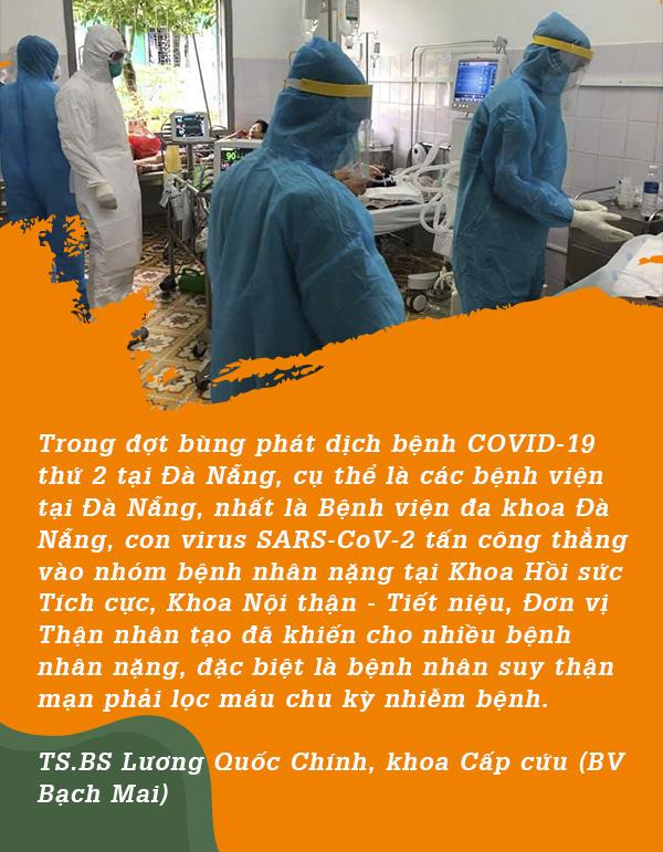 """Chuyên gia BV Bạch Mai & BV 108 chia sẻ """"Chiến lược giúp hạn chế bệnh nhân suy thận mạn tử vong vì Covid-19"""" - Ảnh 1."""
