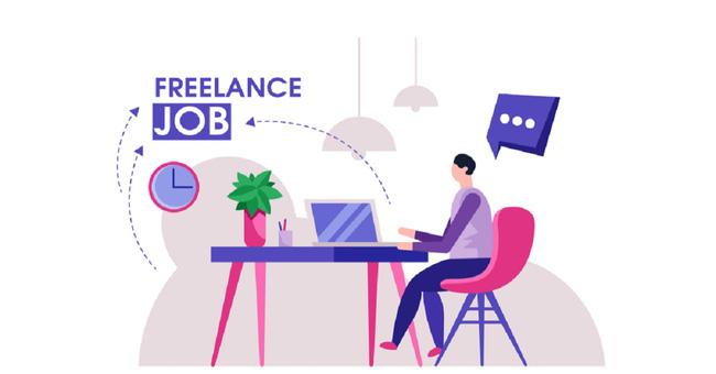 Nhiều lần nghe Freelancer có thu nhập đáng mơ ước nhưng liệu có việc nhẹ lương cao hay không? - Ảnh 1.