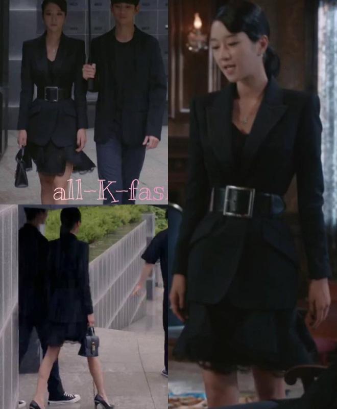 """Cùng mình hạc xương mai nhưng Yoona cũng phải """"mất điện"""" trước vòng eo nhỏ siêu tưởng của Seo Ye Ji - ảnh 3"""