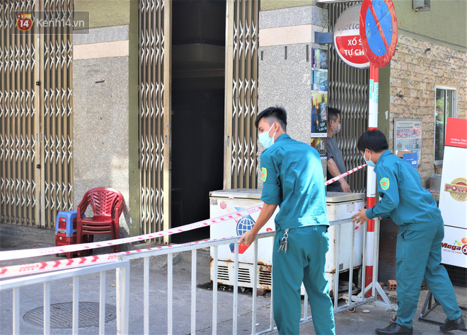 Quảng Nam phong tỏa nhiều khu dân cư nguy cơ lây nhiễm Covid-19 cao - ảnh 1