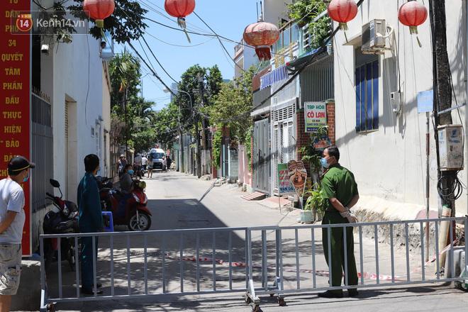 Thêm bệnh viện và 1 khu dân cư ở Đà Nẵng bị phong tỏa vì Covid-19 - ảnh 1