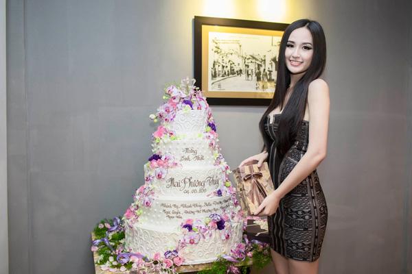 """Tội nghiệp Mai Phương Thuý: Sinh nhật vào đúng mùa dịch, đành ngậm ngùi lên kế hoạch """"đặc biệt"""" - ảnh 4"""