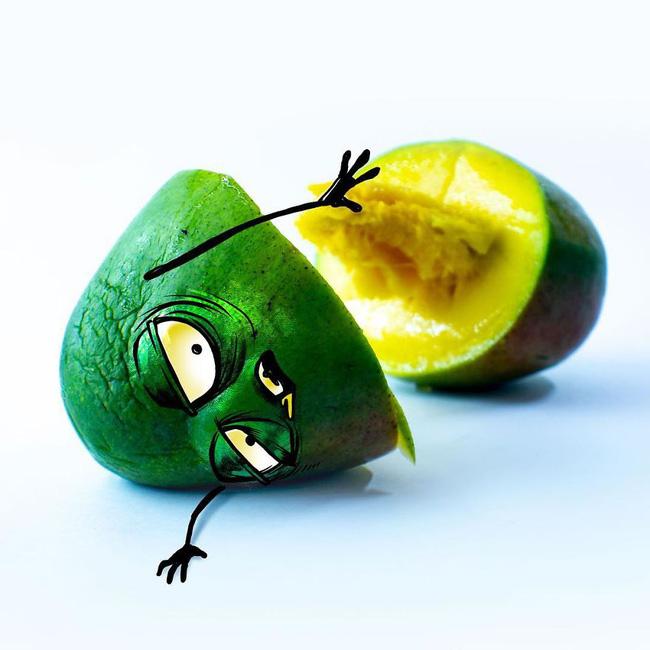 Khi trái cây vô hồn có cảm xúc: Loạt tác phẩm khắc họa nỗi đau và cuộc đời bi kịch của chúng khi bị con người xẻ thịt - ảnh 11