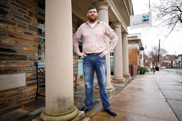 Bé trai lọt lòng với cân nặng 7,4kg từng khiến nước Mỹ phát cuồng săn đón trong hơn 3 thập kỷ giờ ra sao? - ảnh 6