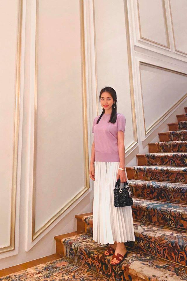 Hòa Minzy với 1 chiếc váy nhưng 2 số phận: Khi thì sang chảnh, cao ráo lúc lại vừa dừ vừa dìm dáng - Ảnh 3.