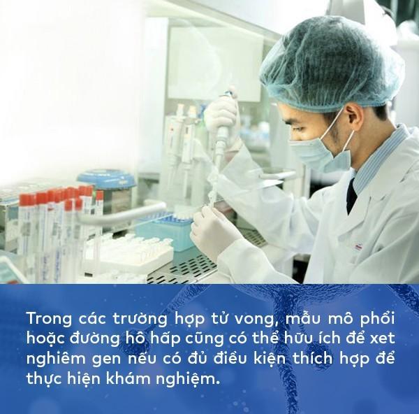 BS ĐHYHN khuyến cáo: Để có kết quả xét nghiệm chính xác vấn đề quan trọng nhất cần lưu ý chính là việc lấy mẫu bệnh phẩm - Ảnh 2.