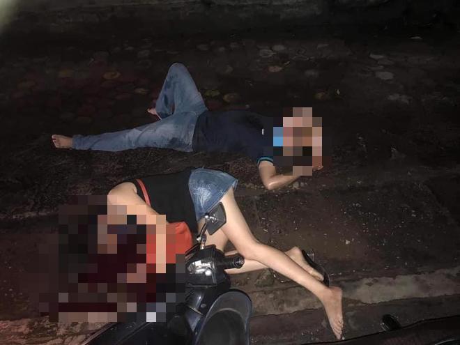 Đã bắt được nghi phạm nổ súng bắn cô gái tử vong ở Thái Nguyên - Ảnh 2.