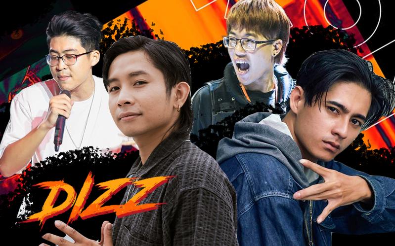Lật lại quá khứ của thí sinh Rap Việt và King Of Rap: Người ''diss'' Suboi và Datmaniac viết lời sáo rỗng, kẻ đòi Karik... hôn ghế
