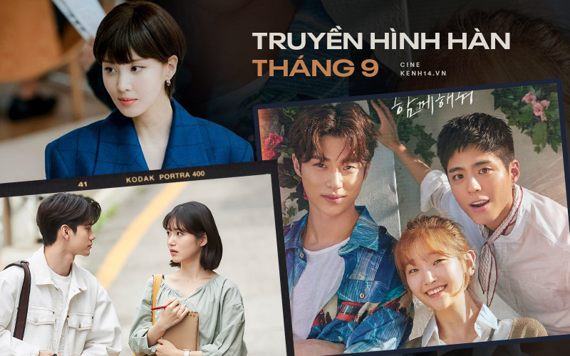 Phim Hàn tháng 9: Cuộc đua kịch tính của các nam thần, Park Bo Gum hay Ong Seong Woo thắng thế?