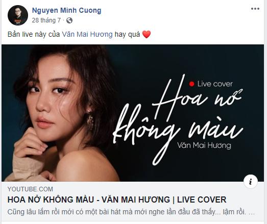 Văn Mai Hương làm rõ lùm xùm bị tố cover Hoa Nở Không Màu trái phép, còn cho biết nghệ sĩ khác hát hit của mình không cần hỏi vẫn okelah - ảnh 3